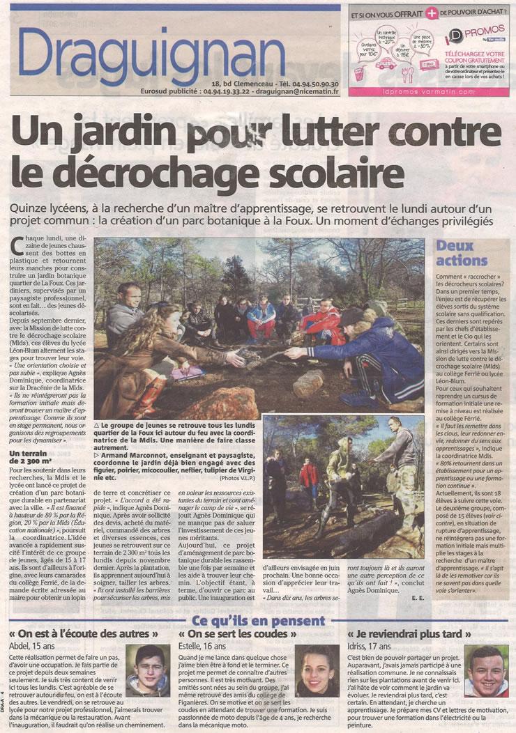 Revue de presse du 11 février 2015